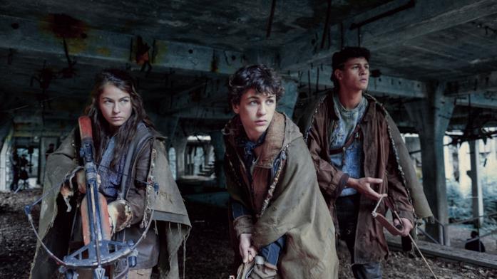 Liv, Elja e Kiano pronti a combattere