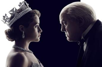 Claire Foy è la regina Elisabetta II in The Crown