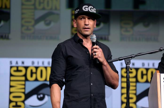 Jon Bernthal al San Diego Comic-Con