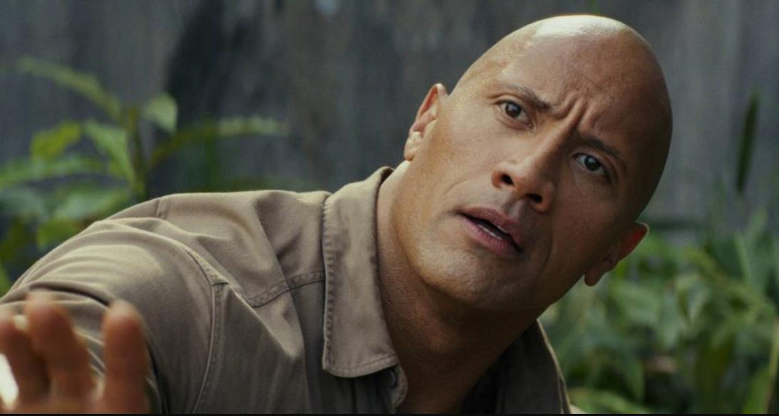 The Rock in Rampage
