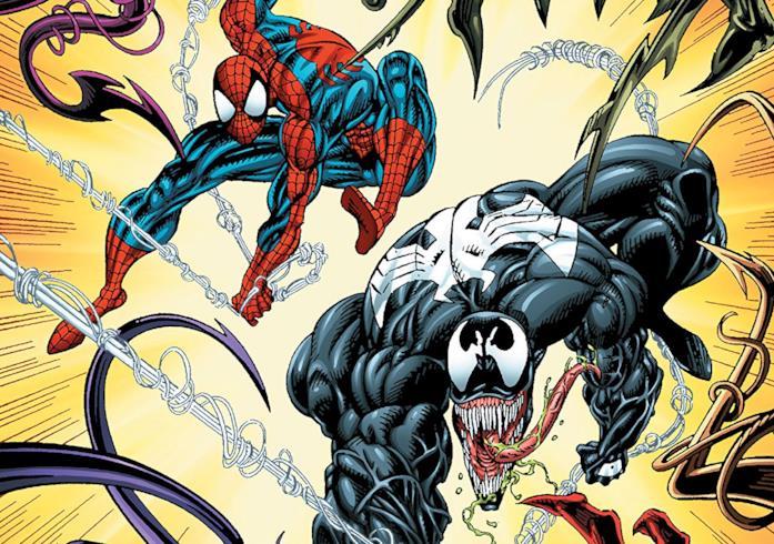 Cover di Venom: Lethal Protector