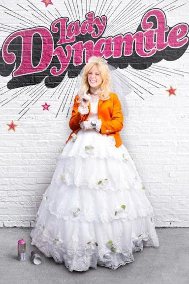 Poster Lady Dynamite