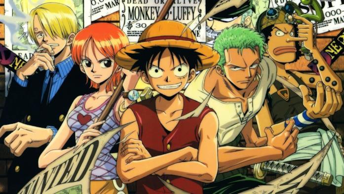 La ciurma di One Piece