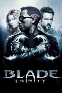 Poster Blade: Trinity