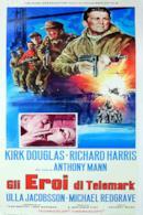 Poster Gli eroi di Telemark