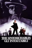 Poster The Untouchables - Gli intoccabili