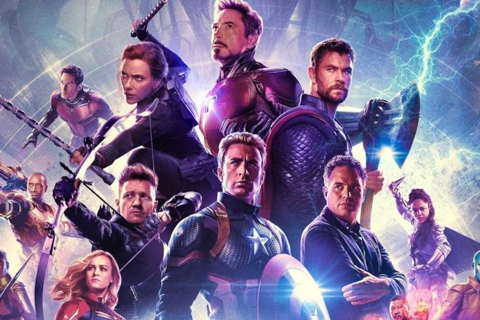 Poster di Avengers: Endgame