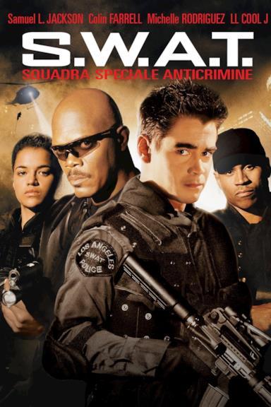 Poster S.W.A.T. - Squadra speciale anticrimine