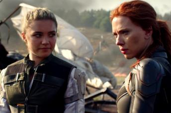 Black Widow, cosa rivela lo spot lanciato al Super Bowl