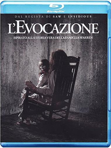 Cofanetto Blu-ray de L'evocazione - The Conjuring
