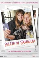 Poster Selfie di famiglia