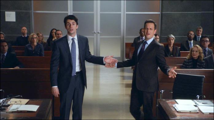 Finn e Will si fronteggiano