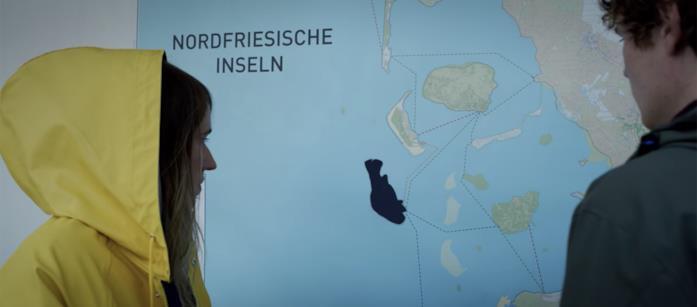 Isola Nera: la scena finale