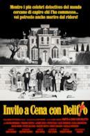 Poster Invito a cena con delitto