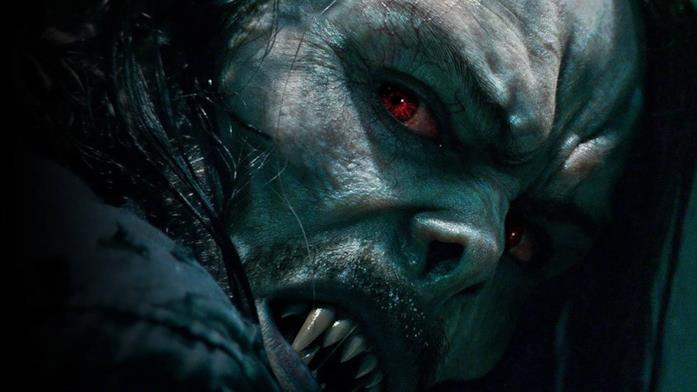 Jared Leto nei panni di Morbius