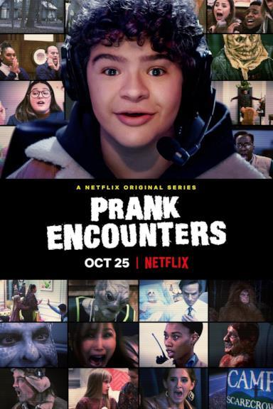 Poster Prank Encounters - Scherzi da brivido
