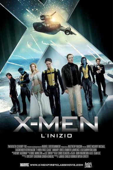 Poster X-Men - L'inizio