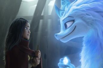 Raya e l'Ultimo Drago arriva il 5 marzo su Disney+: ecco i nuovi doppiatori italiani