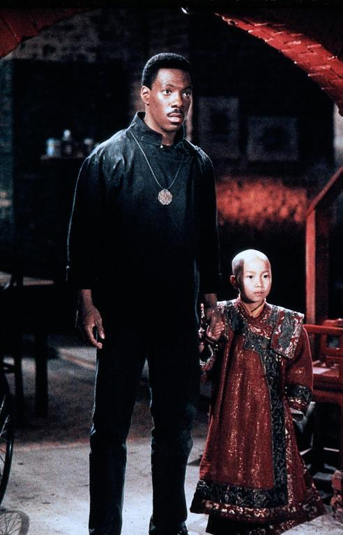 Eddie Murphy e il Bambino d'Oro