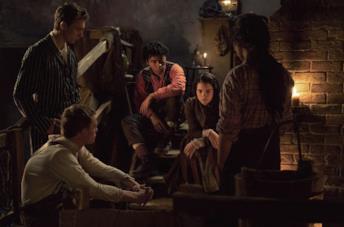 Gli irregolari di Baker Street: differenza tra libri di Doyle e serie TV