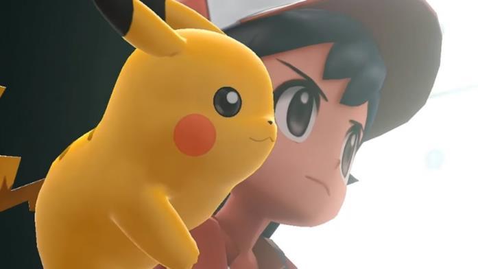 Pikachu e Evee arrivano su Nintendo Switch