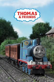 Poster Il trenino Thomas