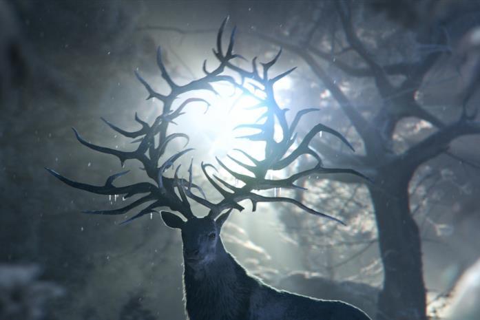 Il cervo bianco di Tenebre e ossa