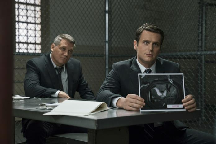 Mindhunter: Ford e Tench