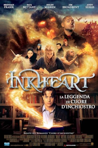 Poster Inkheart - La leggenda di cuore d'inchiostro