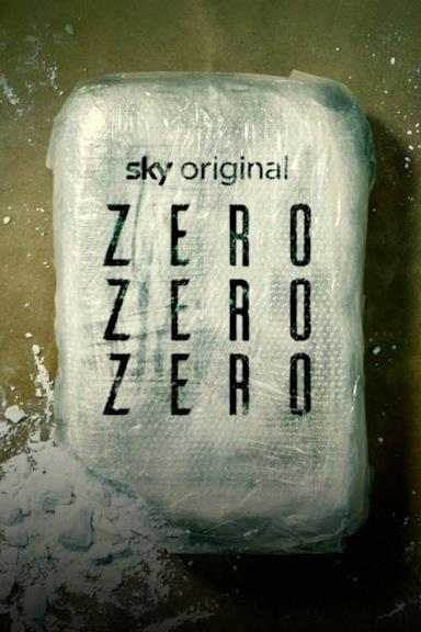 Poster ZeroZeroZero