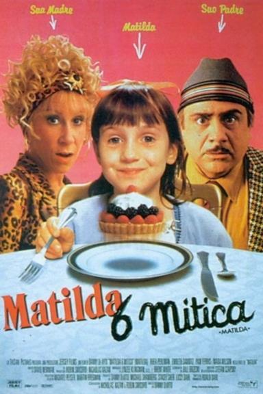 Poster Matilda 6 mitica