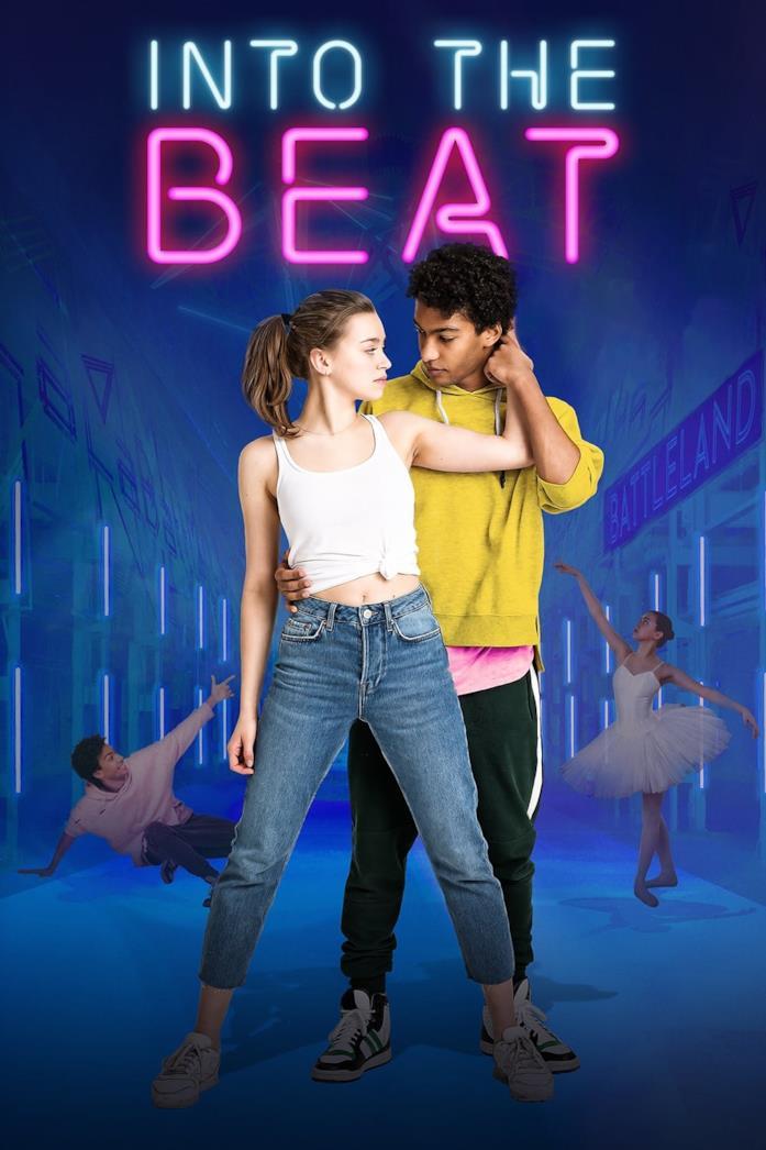 Il cast nella locandina di Into the Beat