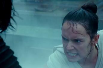 Star Wars: L'ascesa di Skywalker, clip in HD del duello tra Rey e Kylo Ren