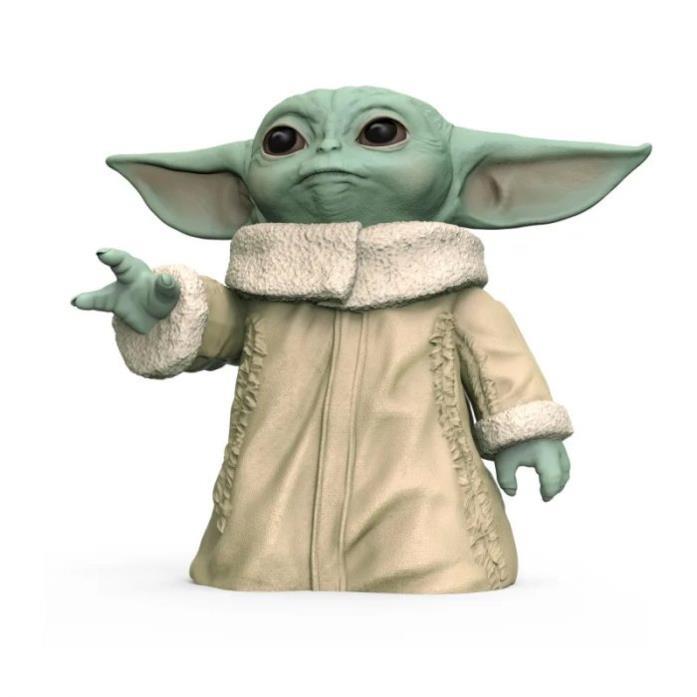 Action Figure di Baby Yoda by Hasbro