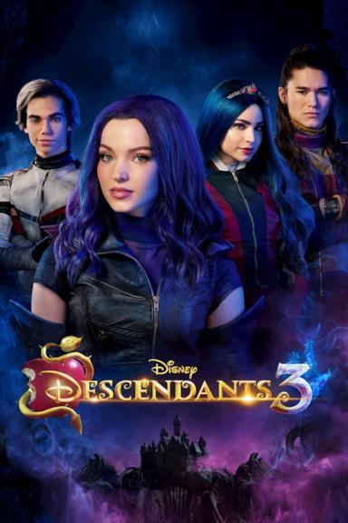 Poster Descendants 3