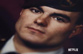 La foto del soldato Brian Eisch