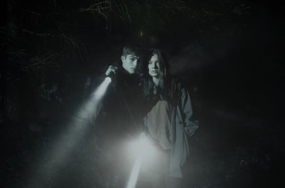 Un'immagine ufficiale di Curon, serie Netflix attesa per giugno 2020