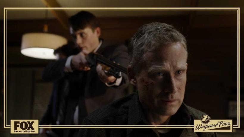 Episodio 9: l'uccisione shock nell'ufficio dello sceriffo mostra la precarietà del tessuto sociale di Wayward Pines.