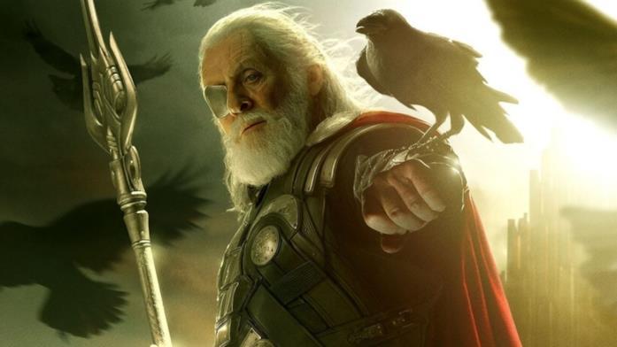 Odino in Thor