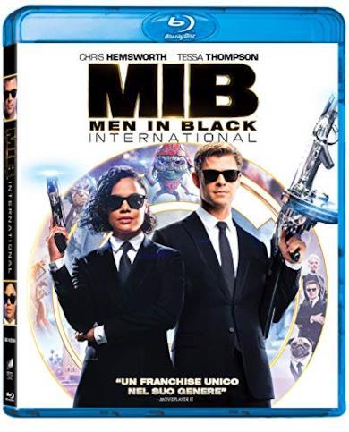 Men In Black: International  (Blu Ray)