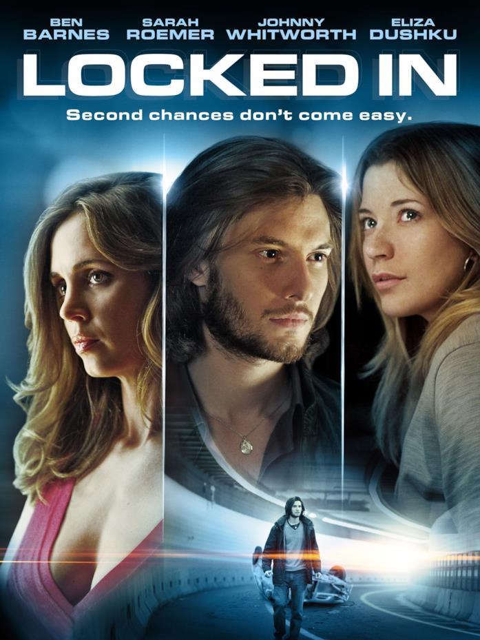 Locked In: la locandina del film