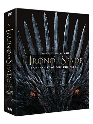 Trono Di Spade Stagione 8  (3 Dvd)