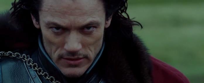 Vlad III interpretato da Luke Evans