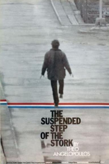 Poster Il passo sospeso della cicogna