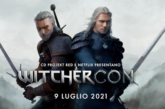 Geralt di Rivia nei videogiochi e nella serie