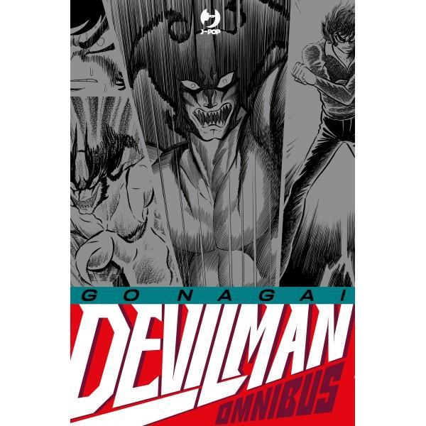 Copertina dell'omnibus di Devilman