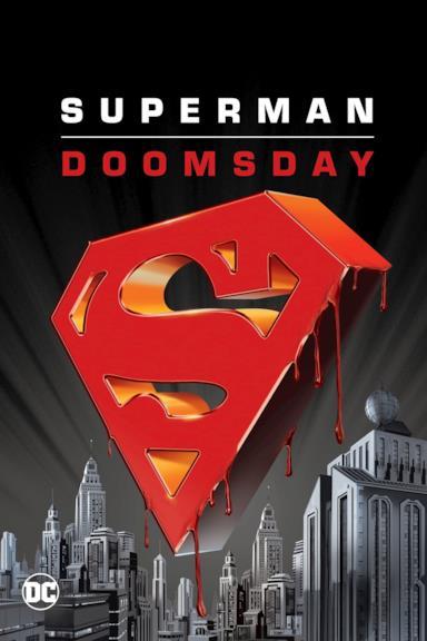 Poster Superman: Doomsday - Il giorno del giudizio