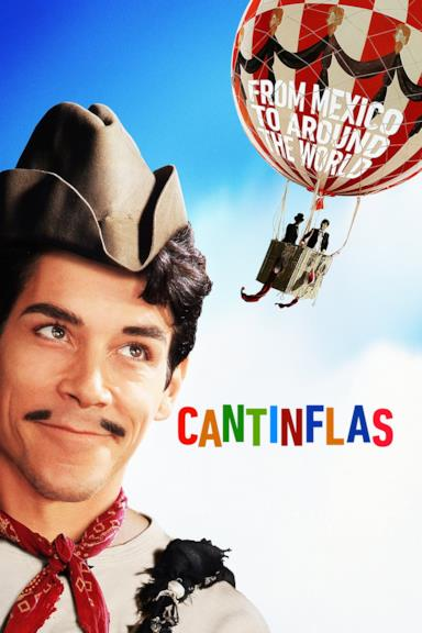 Poster Cantinflas