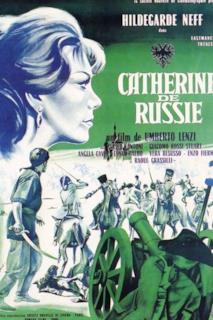 Poster Caterina di Russia