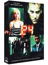 24 Stg.3 (Box 6 Dvd)